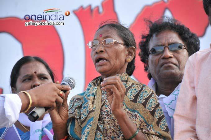 Photo Gallery: TJAC Chief Kodandaram Hits Out At Telangana Government