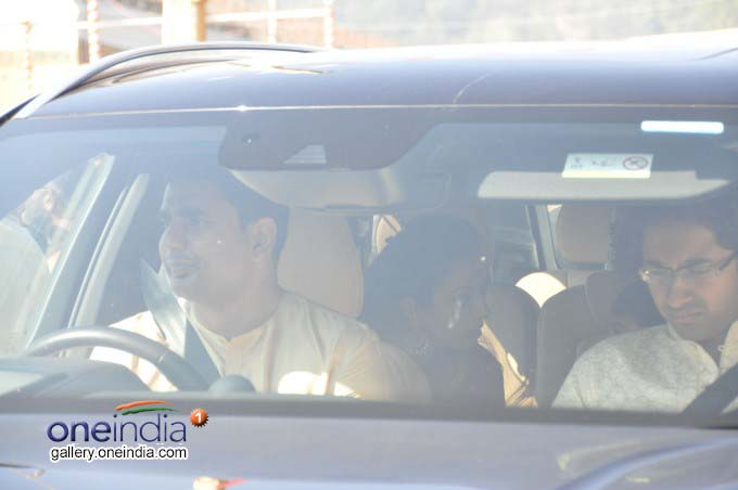 Photo Gallery: AP CM N Chandrababu Naidu Visits Tirumala With Family