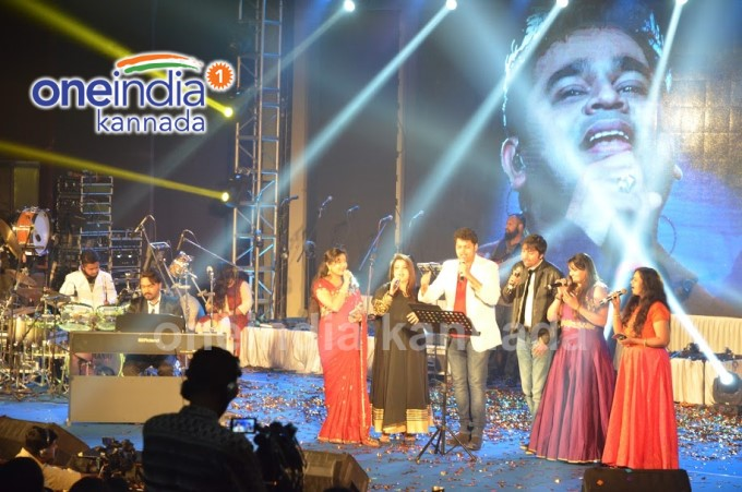 Jai Ho AR Rahman- Tribute To Master From Arjuna Janya And Team