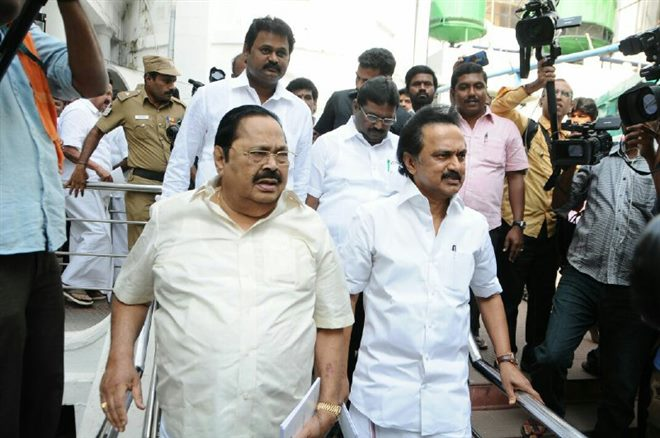 Tamilnadu Assembly Session Begins