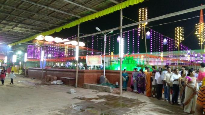 Brahmakalasha At Kudupu Anantha Padmanabha Temple