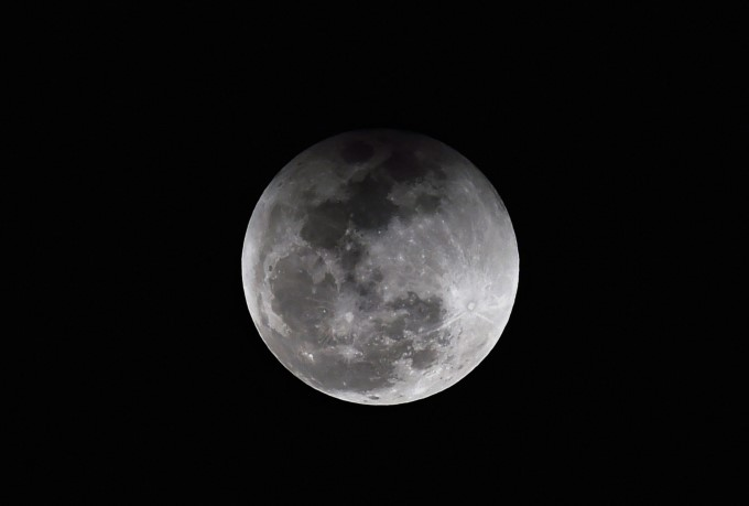 Lunar Eclipse January 2018
