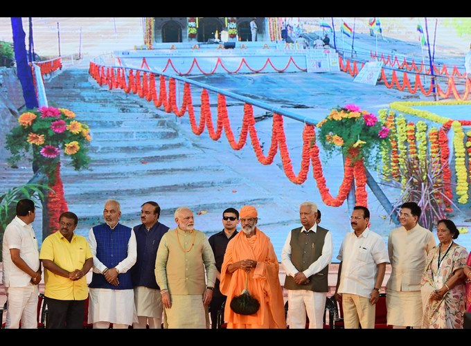 Shravanabelagola Bhagwan Bahubali Mahamastakabhisheka 2018