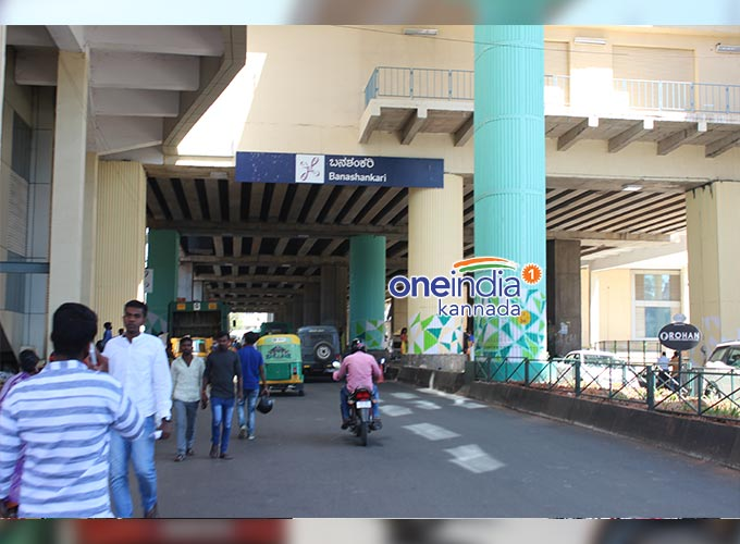 The Ugly Indian Stunning! The Ugly Defaced Pillars Of Banashankari Metro Station