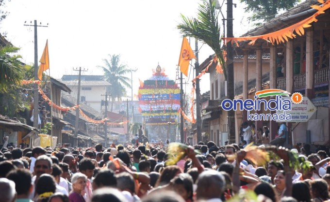 Auspicious Sri Marikamba Fair At Sirsi