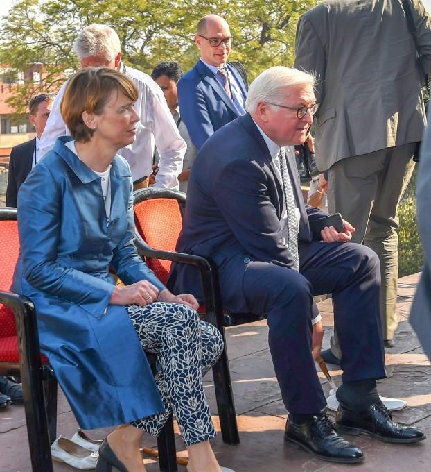 German President Frank Walter Steinmeier 5 Day India Visit