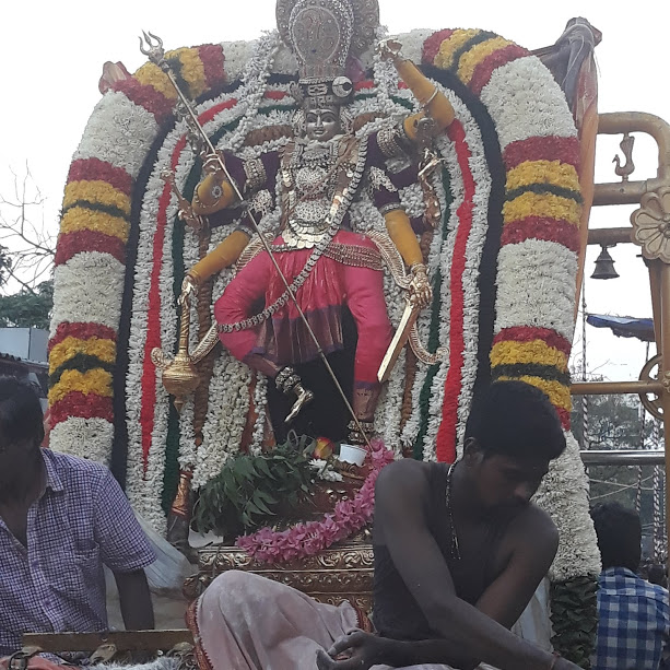 63 Nayanmargal Festival In Mylapore Kapaleeswarar Temple
