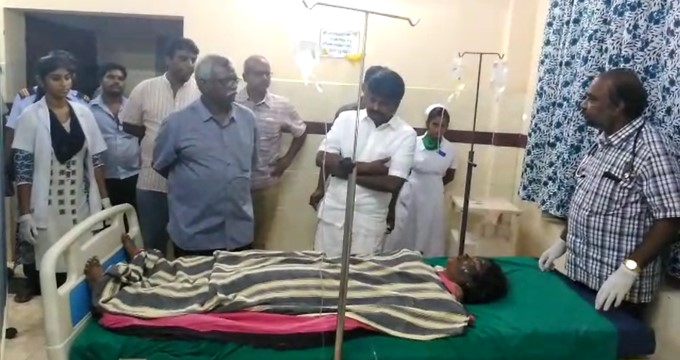 Theni Forest Fire Kills 10, Many Injured