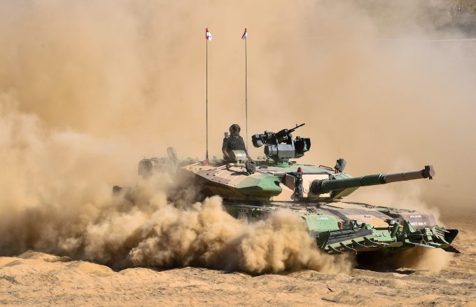 Photo Gallery: Defexpo 2018