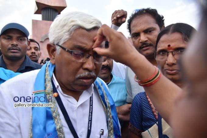 Professor Kodandaram Announces New Political Party