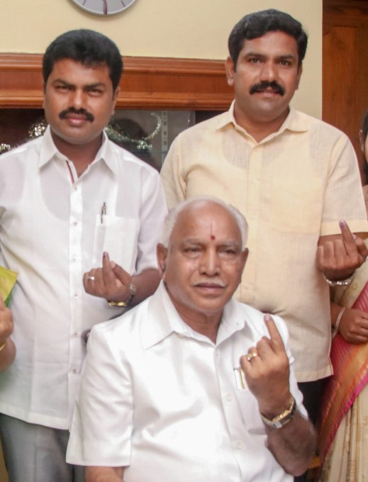 Karnataka Assembly Elections 2018 Voting