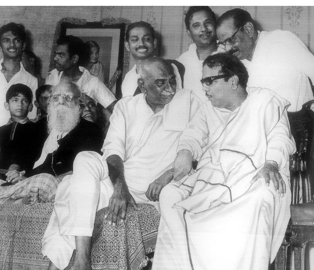 DMK President Karunanidhi 95th Birthday