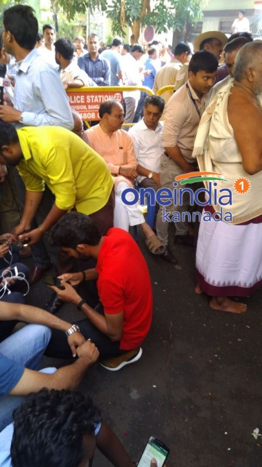 Jayanagar BJP MLA BN Vijayakumar Passes Away