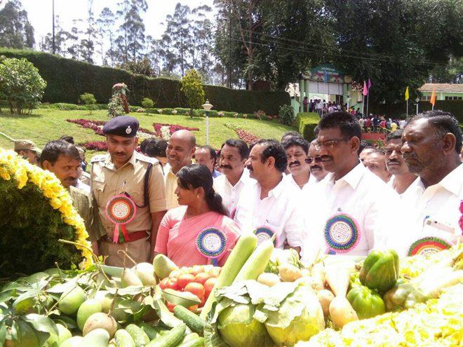 Ooty Flower Show Begins