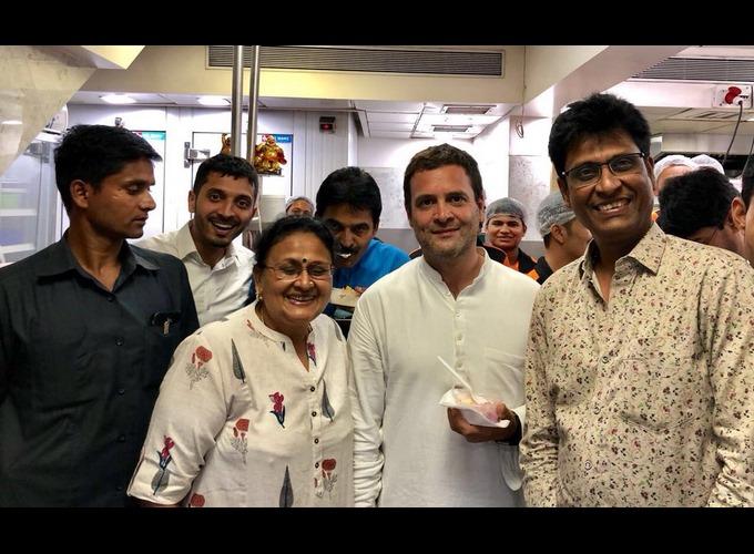 Rahul Gandhi In Karnataka
