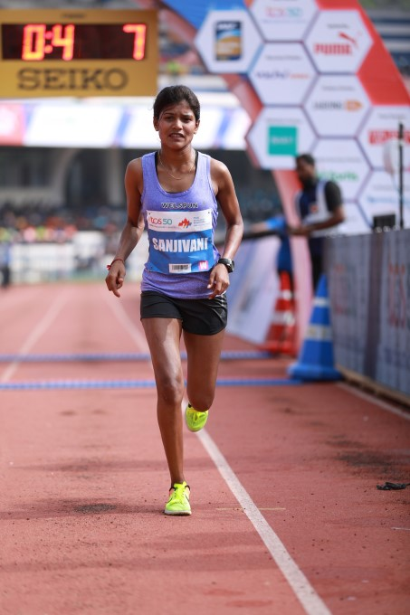 Pictures : TCS World 10K Bengaluru 2018