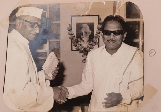 Rare Pictures: DMK President M Karunanidhi 95th Birthday