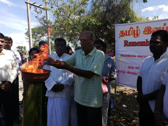 Tamils Genocide Remembrance Week Begins In Srilanka