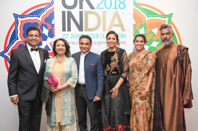 UK-India Awards Ceremony