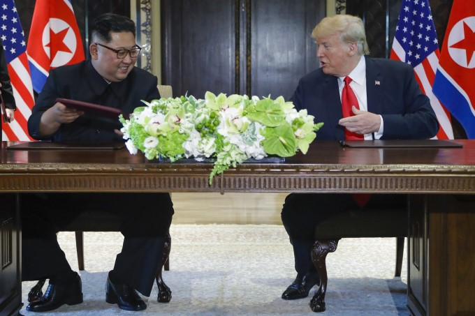 2018 North Korea And United States Summit