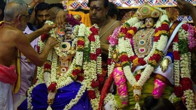 Karaikal Mangani Festival 2018