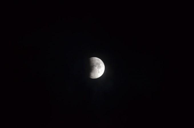 Blood Moon: Lunar Eclipse 2018