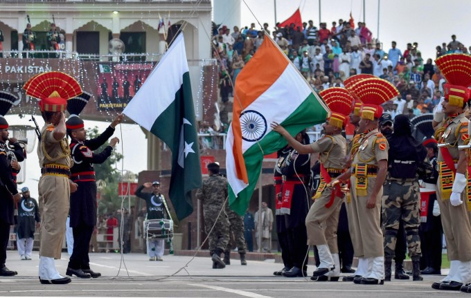 Photo Gallery: 72nd Independence Day Celebration In India