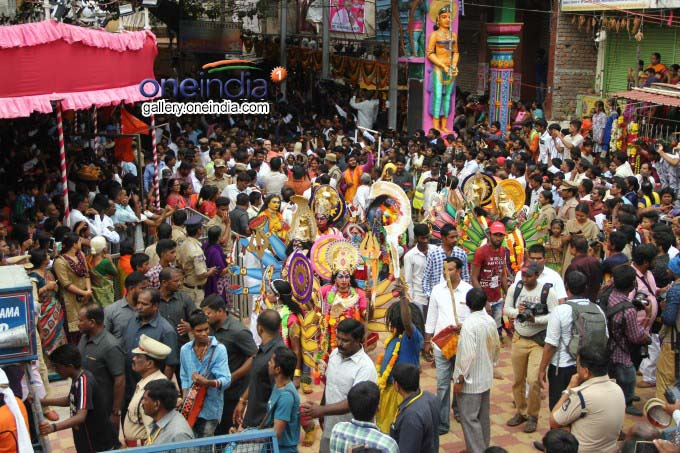 Bonalu Festival Event Enters Guinness Book Of World Record