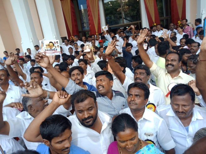 MK Stalin Elected As President Of DMK
