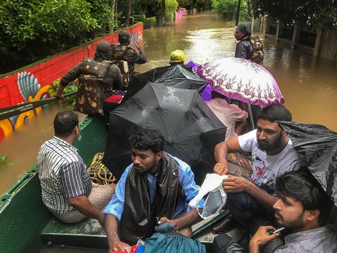 Kerala Monsoon 2018: Heavy Rains Lash Kerala