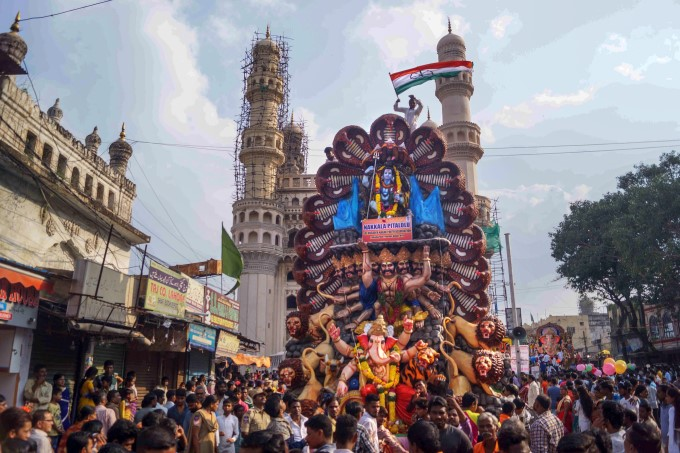 Ganesh Chaturthi Celebration Across India 2018