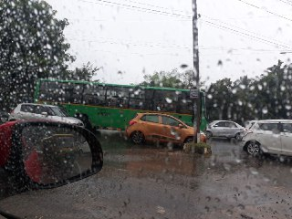 Monsoon In Karnataka 2018