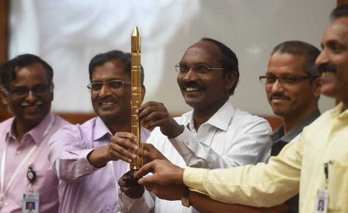 ISRO Launches PSLV-C42