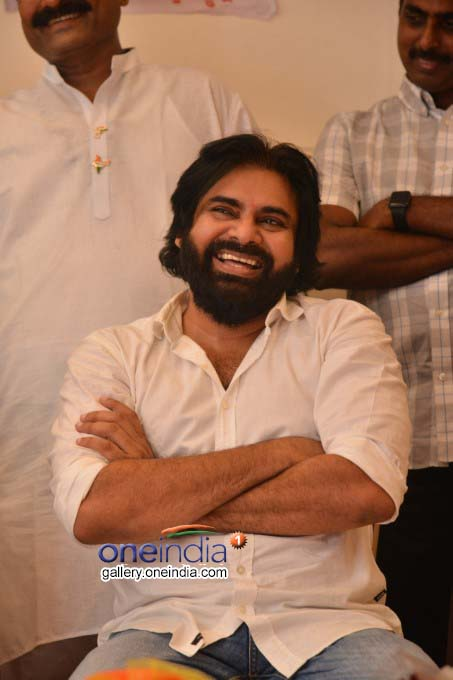 Janasena Party Chief Pawan Kalyan Visit Nellore