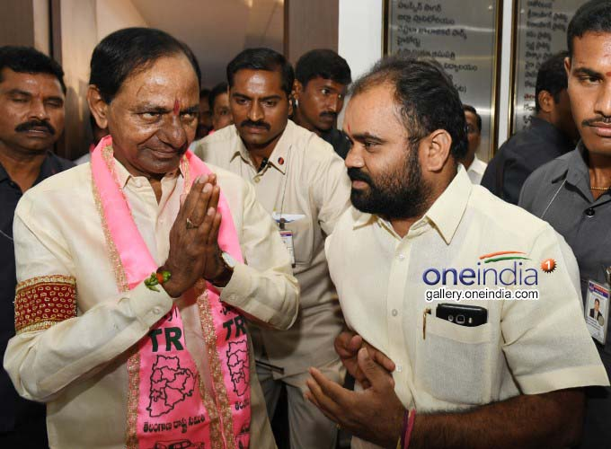 KCR Dissolves Assembly, Polls In Telangana Likely With 4 States