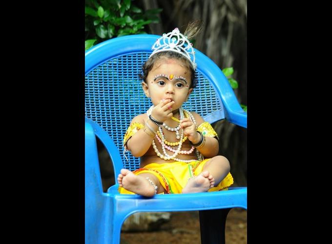 Krishna Janmashtami Celebration In Karnataka 2018