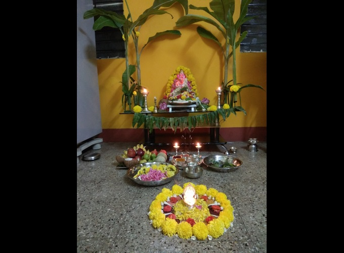 Ganesh Chaturthi Celebration In Karnataka 2018