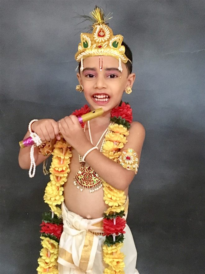 Little Krishnas