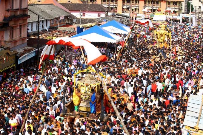 Sri Krishna Janmashtami Celebration 2018 At Udupi Krishna Mutt
