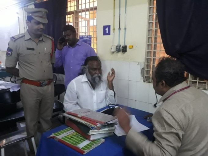 Telangana Congress Leader Jagga Reddy Arrested For Passport Fraud