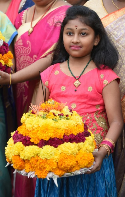 Bathukamma Festival Celebrations In Telangana