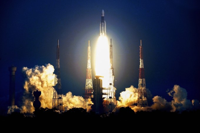 ISRO Launches GSLV Mk III-D2/GSAT-29 Mission