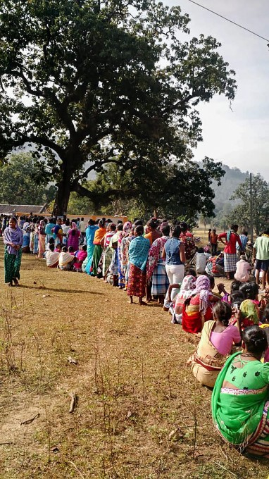 Assembly Elections Polling In Chhattisgarh