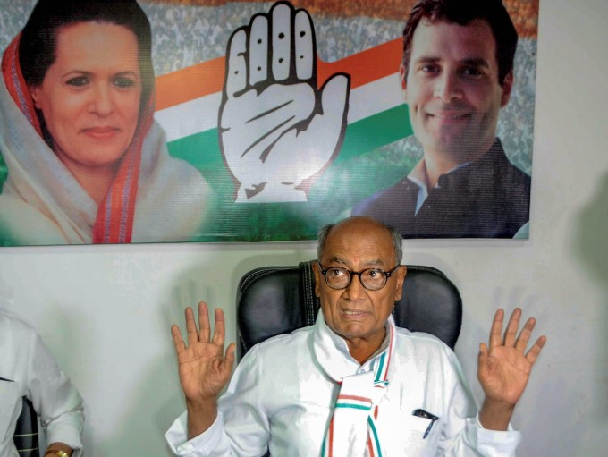 Photo Gallery: Congress Party Election Campaign In Madhya Pradesh 2018