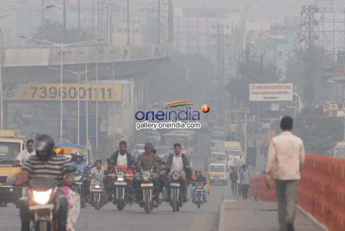 Fog In Telangana