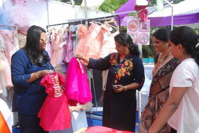 A Grand Exhibition For Kids At Hotel Taj Krishna