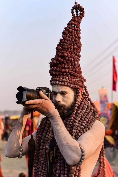 Best Pics Of Kumbh Mela 2019