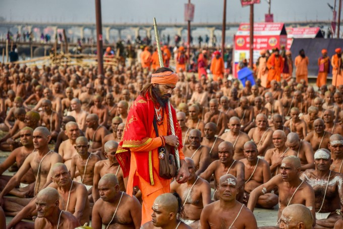 Best Pics Of Kumbh Mela 2019