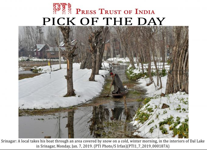 News In Photos (7 January 2019) | Photos Of Top News Today - Oneindia Gallery