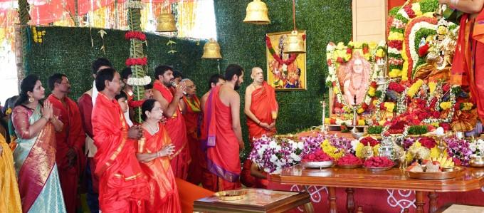 Telangana CM KCR Perform Chandi Yagam On Fourth Day